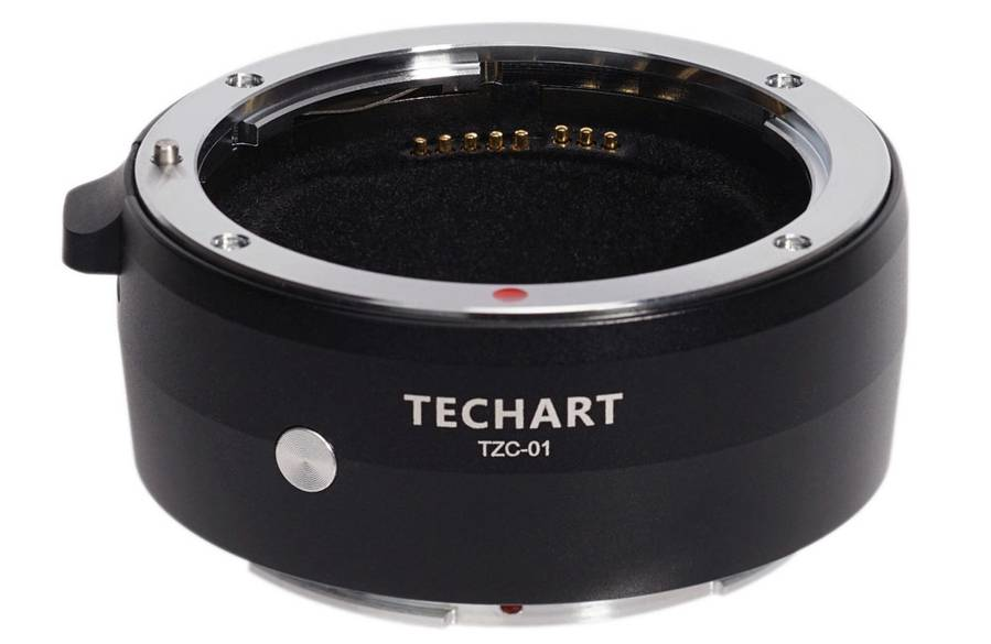 Techart Releases TZC-01 – New Canon EF to Nikon Z Autofocus Adapter
