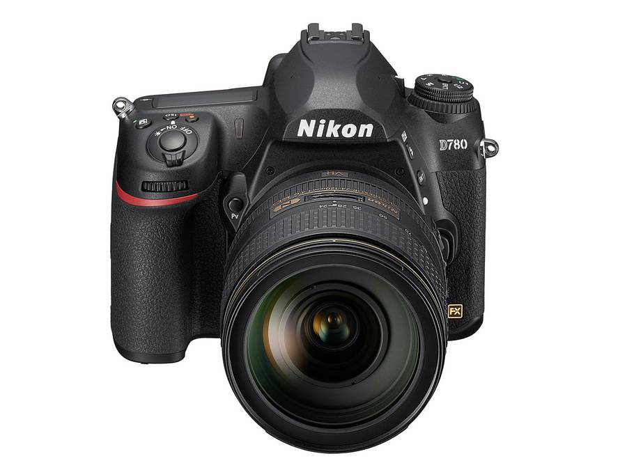 Nikon D780 DSLR Announced With 4K Video, Price: $2,296.95