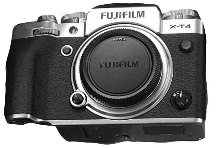 Fujifilm X-T4 Images and Specifications Leaked