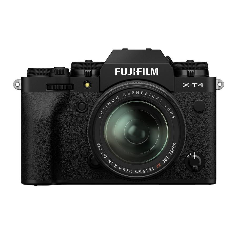 New Firmware Update Ver 1.01 Released for Fujifilm X-T4