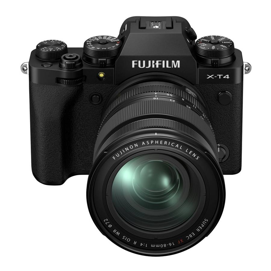Fujifilm X-T4 Camera Will Start Shipping on May 11, 2020