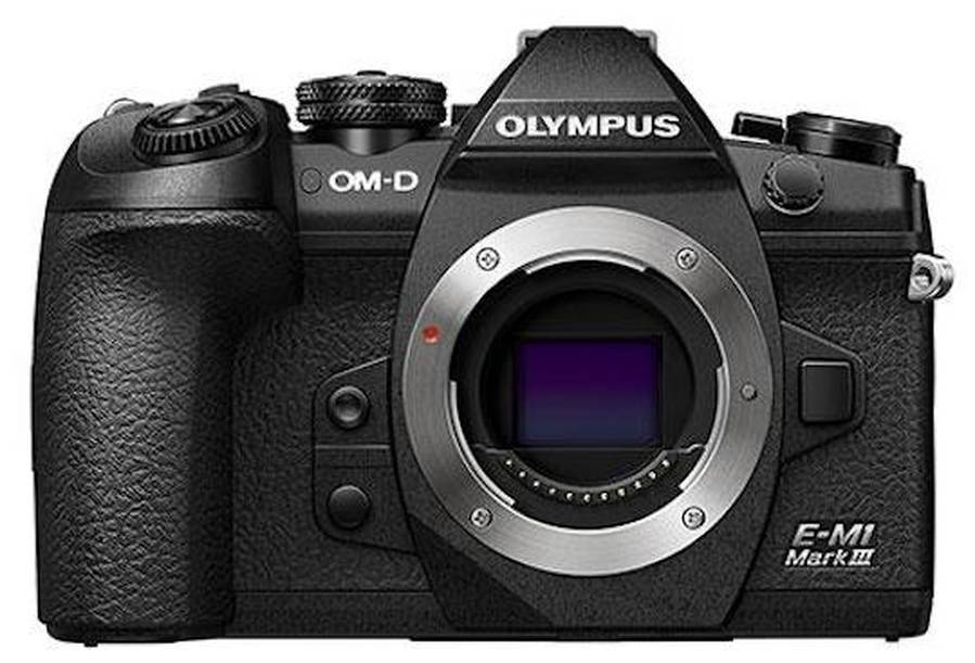 Olympus Announces OM-D E-M1 Mark III With World's Best IBIS System