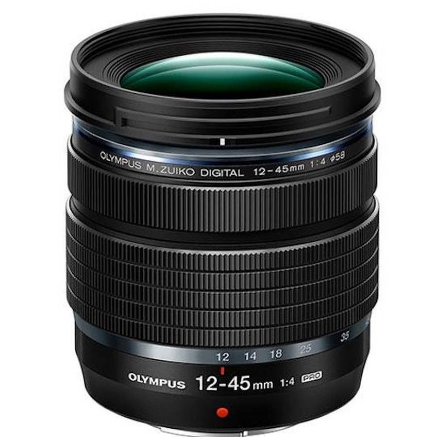 Olympus 12-45mm f/4 PRO Lens Announced