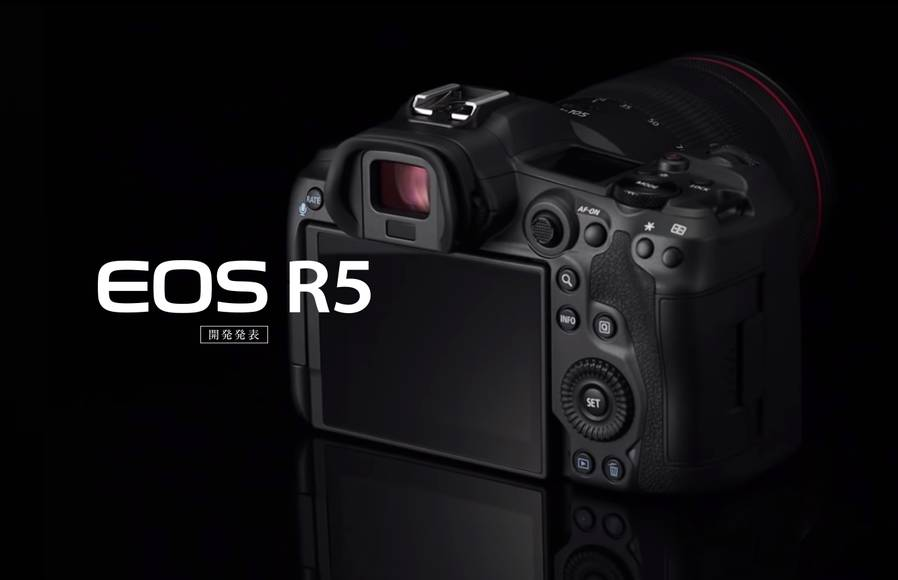 CAPA: Canon EOS R5 is the Best Selling Camera