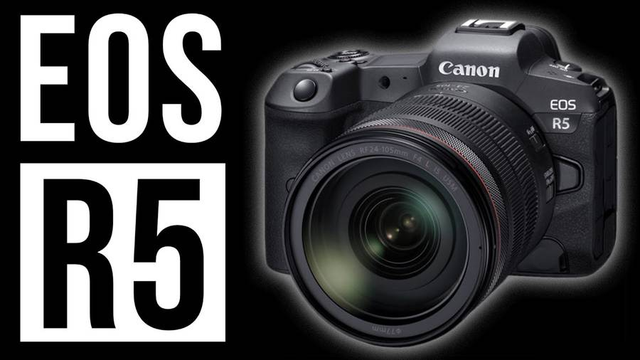 Canon EOS R5 to Feature with CFexpress & SD (UHS-II) Card Slots