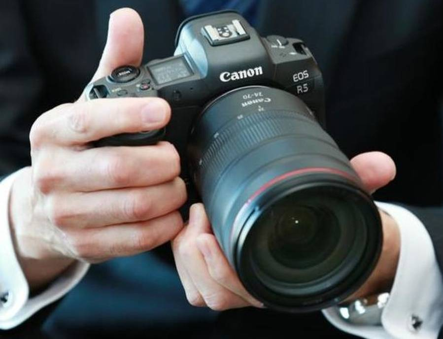 Canon EOS R5 to be Announced before the 2020 Summer Olympics