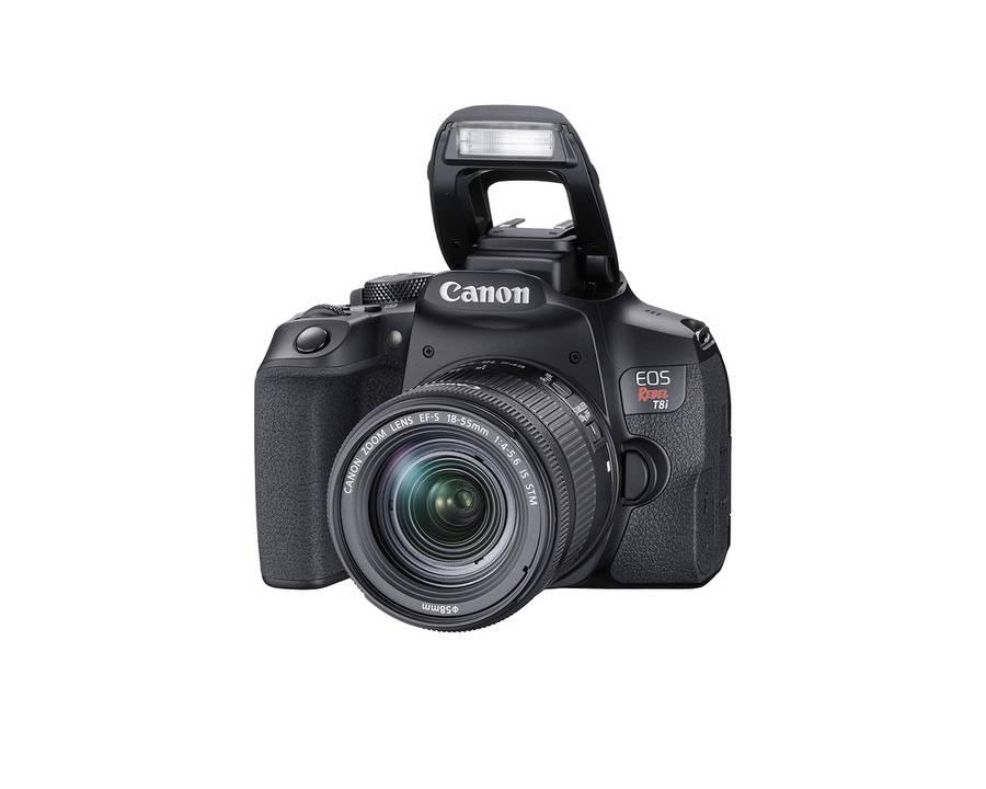 Canon Rebel T8i DSLR Camera Announced