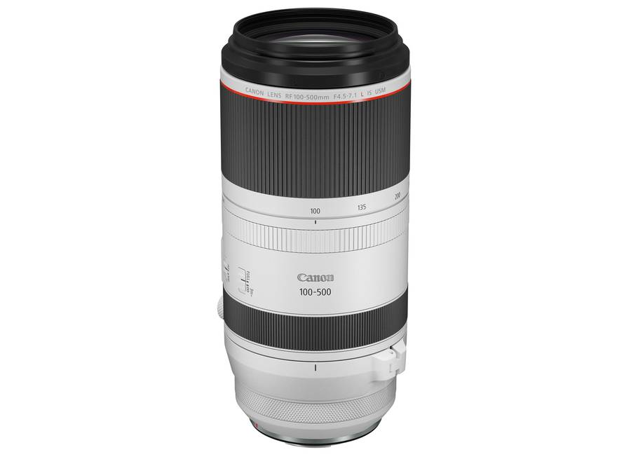 Canon RF 10-24mm f/4L, RF 70-135mm f/2L, RF 35mm f/1.2L, RF 50mm f/1.8 M IS STM, RF 85mm f/1.8 IS STM Coming in 2020
