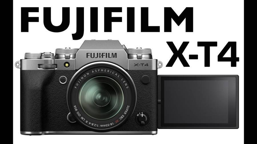 Fujifilm X-T4 First Impression Reviews