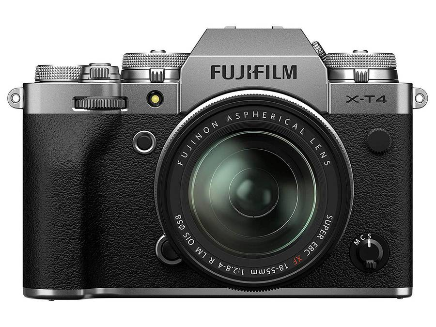 Fujifilm X-T4 Firmware Update Version 1.02 Released