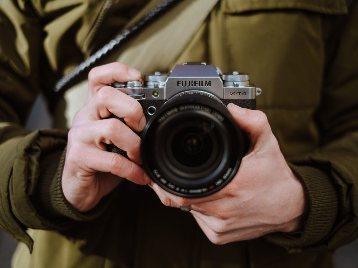 Official Fujifilm X-T4 Sample Images & Videos