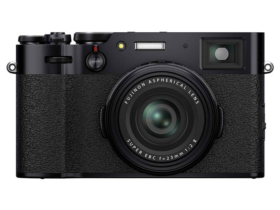 Fujifilm X100V Camera Announced With New 23mm f/2.0 Lens