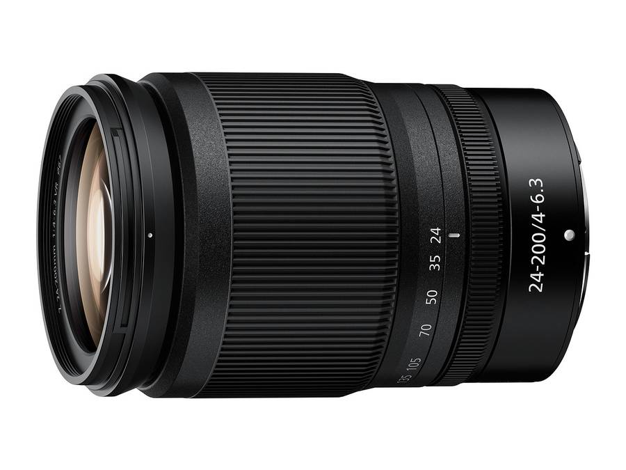 Nikon NIKKOR Z 24-200mm f/4-6.3 VR Lens Will be Released on July 3, 2020