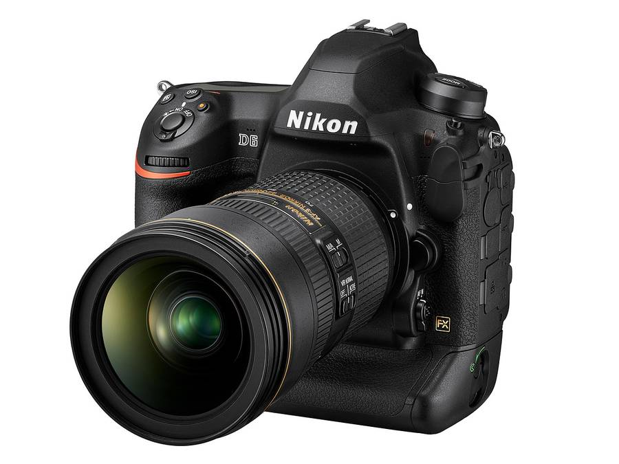 Nikon D6 DSLR Camera Announced, Price: $6,499