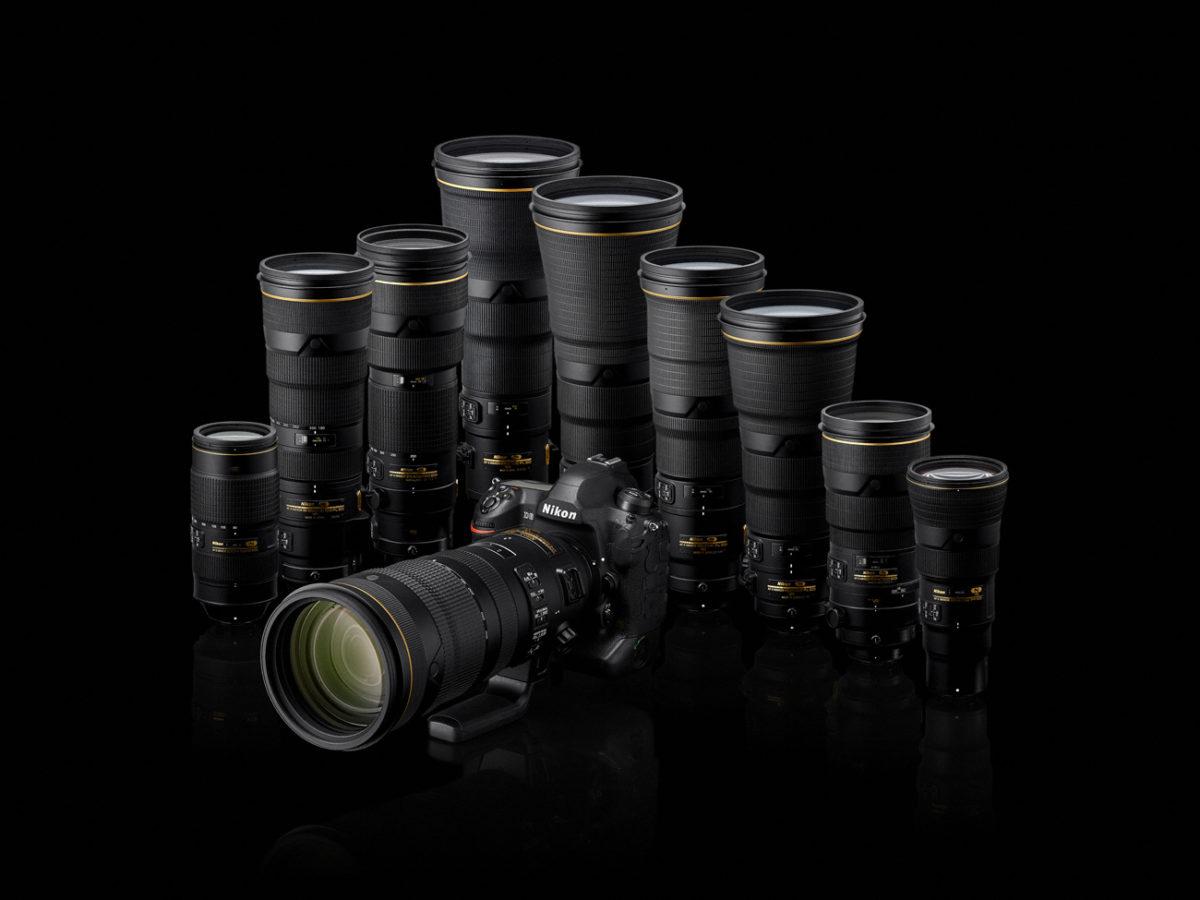 Pre-Order : Nikon D6 Camera and NIKKOR Z 20mm f/1.8 S, Z 24-200mm Lenses