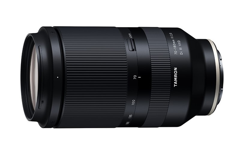 Tamron 70-180mm f/2.8 Di III VXD Announcement on May 14th, 2020