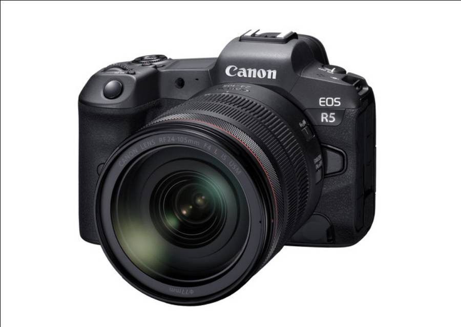 Canon EOS R5 in Stock and Availability Tracker