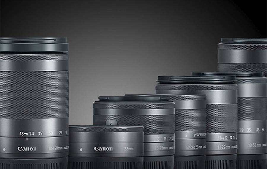 Upcoming Canon Lenses for APS-C Mirrorless System