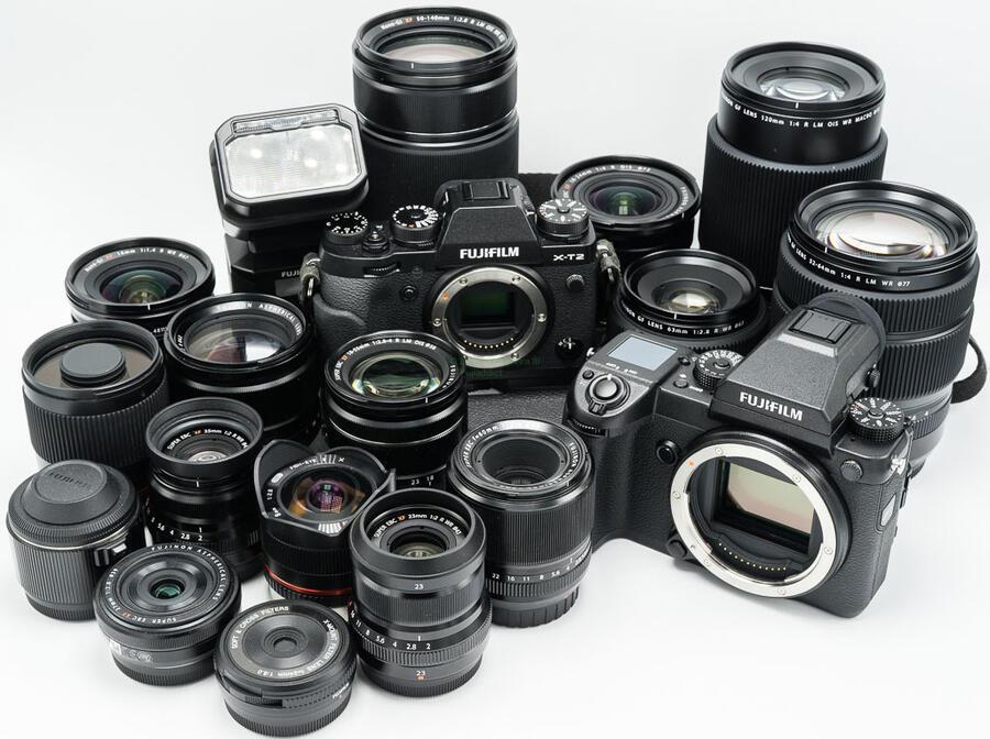 Fujifilm XF Lens Firmware Updates
