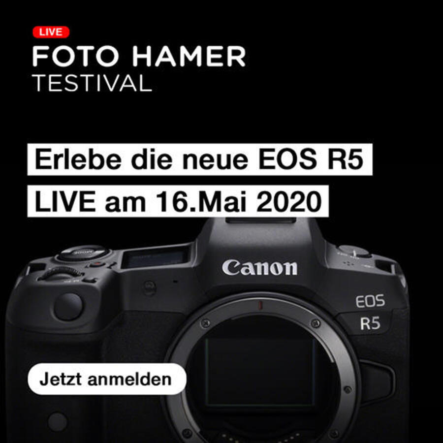 Canon EOS R5 Announcement Scheduled for May 16, 2020 ?
