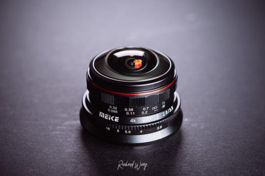 Meike 3.5mm f/2.8 MFT Lens Leaked