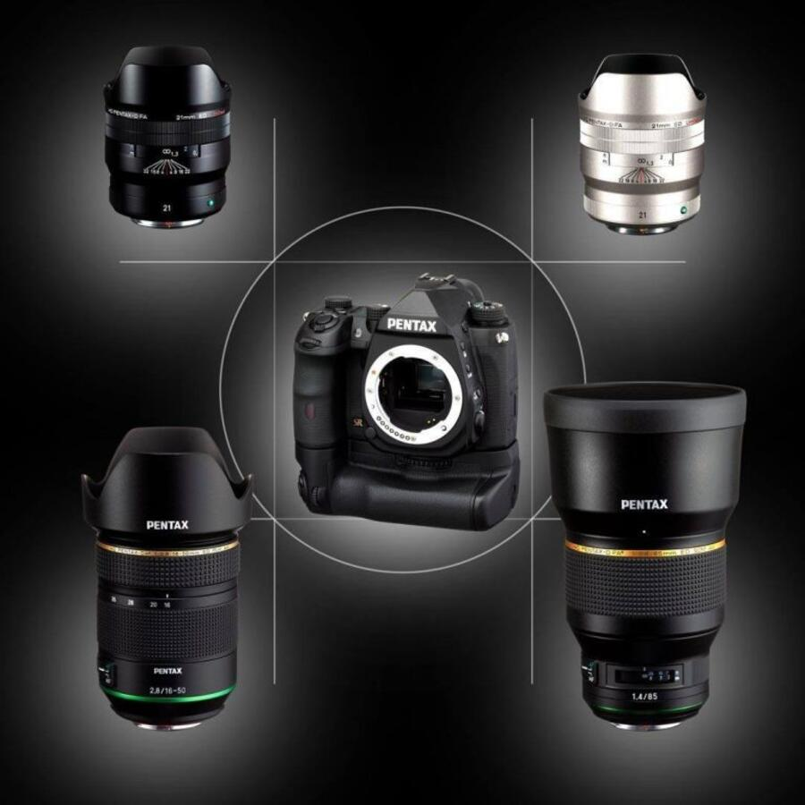 Two New  Pentax Lenses w/ Details of Pentax APS-c DSLR Camera Announced