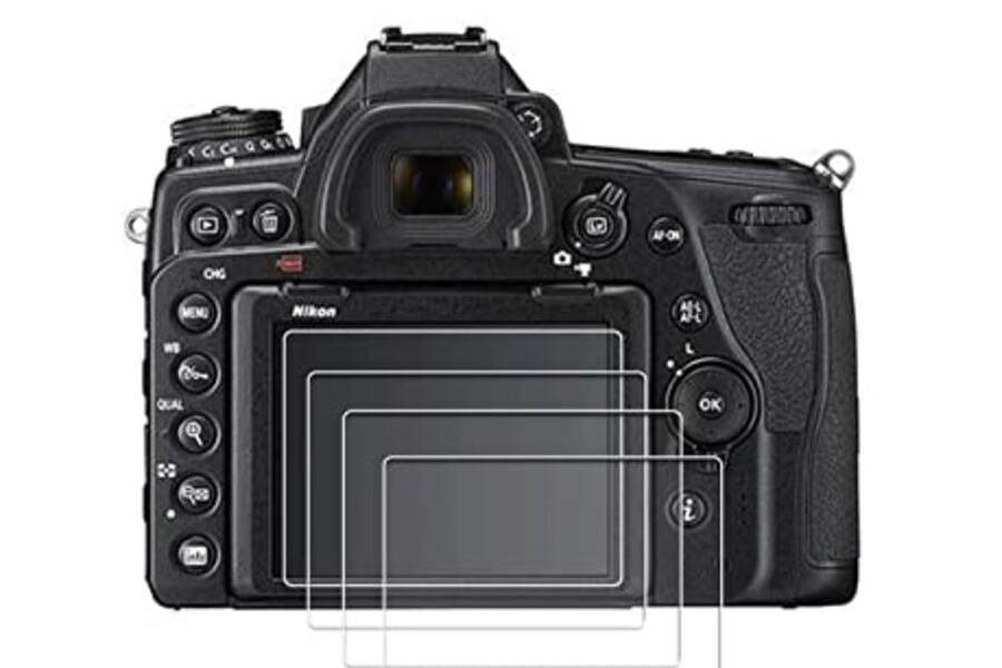 Best Screen Protectors for Nikon D780