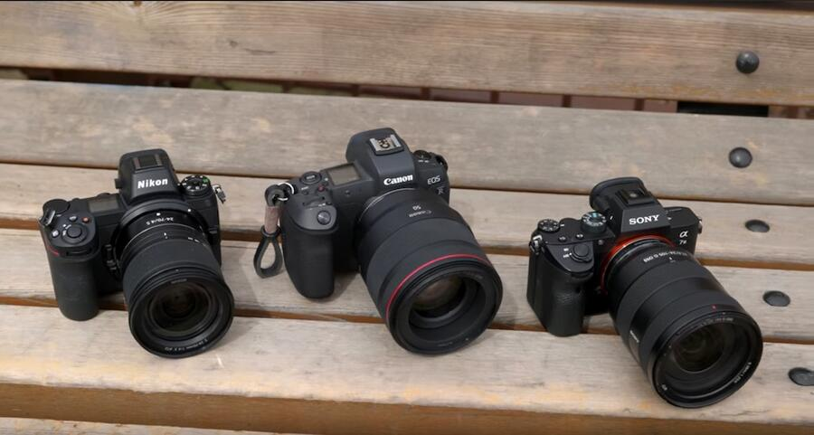 DPReviewTV: Sony a7 III vs Canon EOS R vs Nikon Z6 Comparison