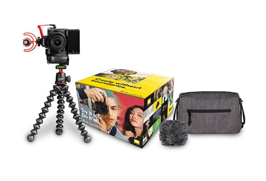 Nikon Announces New Z50 'Creator's Kit' in US