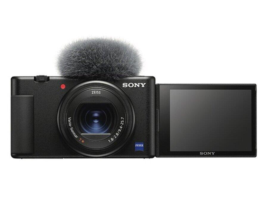 Sony ZV-1 Firmware Update Enables High-quality Video and Audio Livestreaming