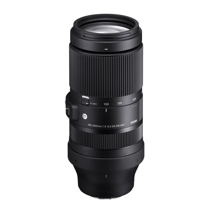 First Images of Sigma 100-400mm f/5-6.3 DG DN OS Lens, 2X TC-2011 teleconverter and Sigma USB dock UD-11