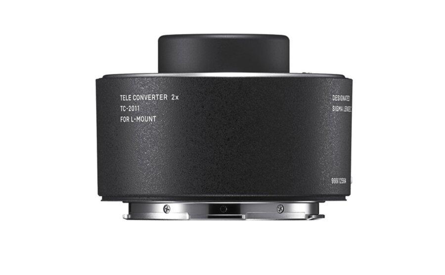 Sigma TC-1411 1.4x and TC-2011 2x Teleconverters for L-Mount Lenses