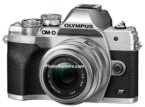 First Pictures of Olympus OM-D E-M10 Mark IV Camera