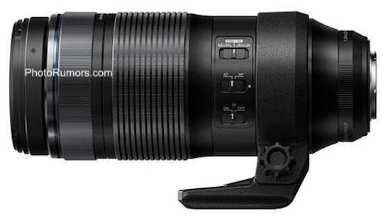 First Image of Olympus M.Zuiko Digital ED 100-400mm f/5.0-6.3 IS Lens