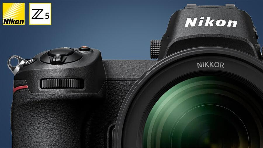 Best Lenses for Nikon Z5