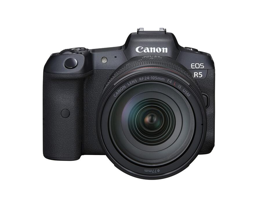 Canon EOS R5 Firmware Update Version 1.3.1 Now Available