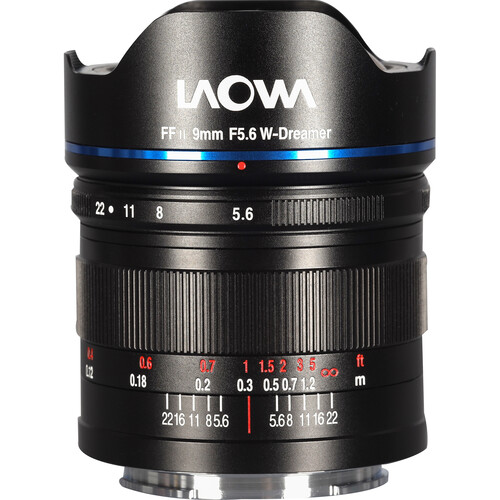 Laowa 9mm f/5.6 FF RL Lens Price, Specs and Availability