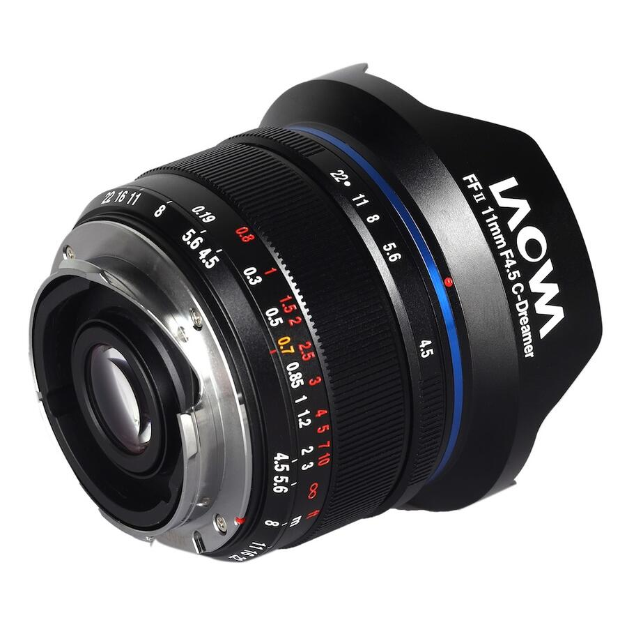 Venus Optics Laowa 11mm f/4.5 FF RL Lens now Available for Pre-order