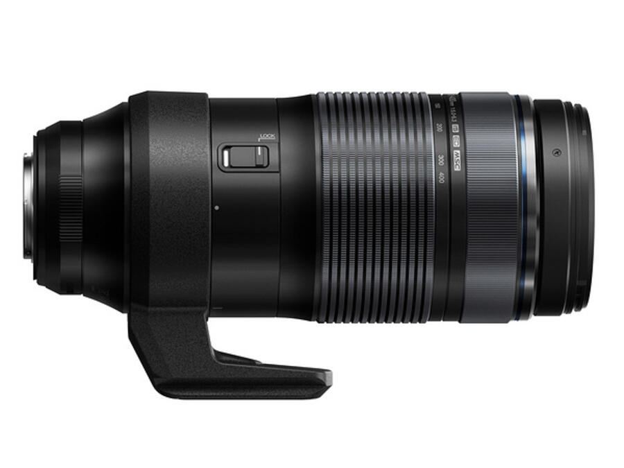 Olympus M.Zuiko Digital ED 100-400mm F5.0-6.3 IS Lens Announced, Price $1,499