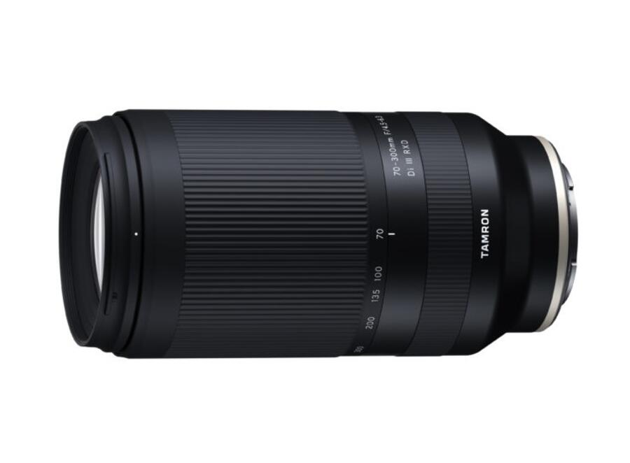 Tamron 70-300mm f/4.5-6.3 Di III RXD Lens Development Announced