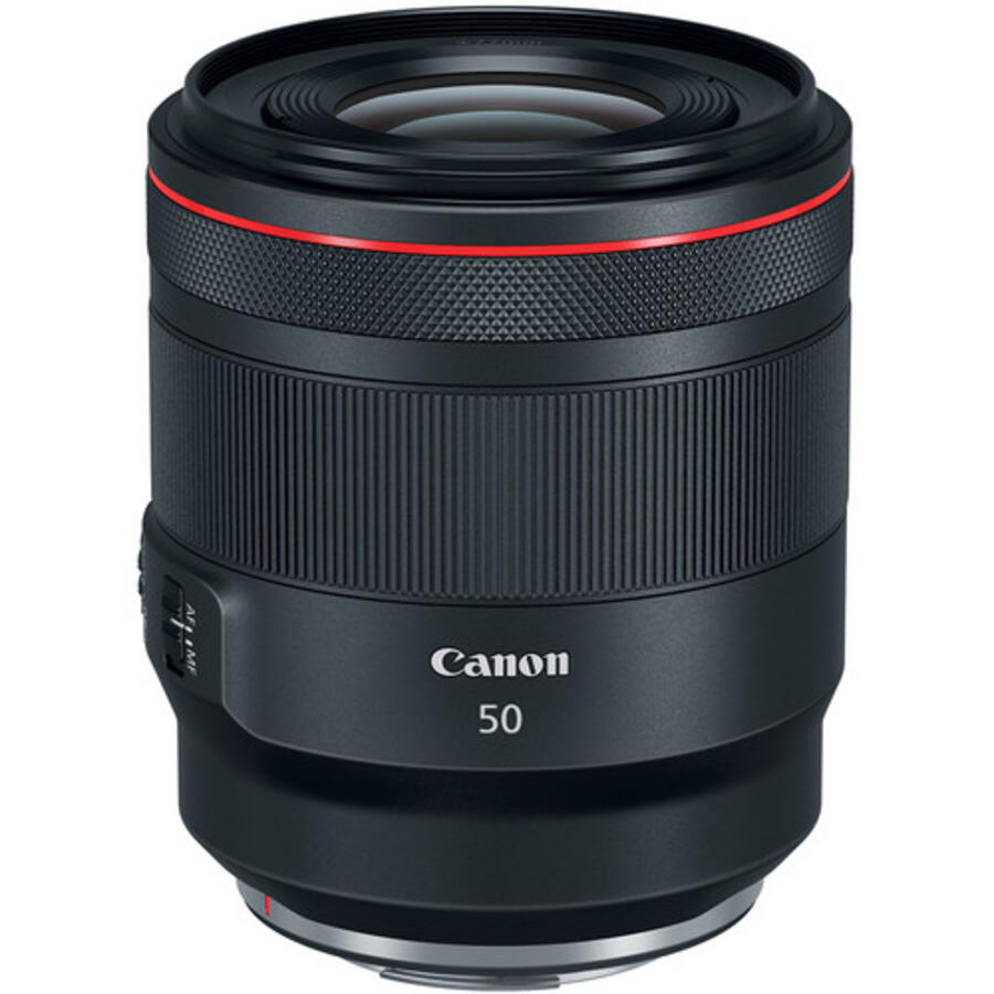 Canon RF 50mm f/1.8 STM Lens Coming Next