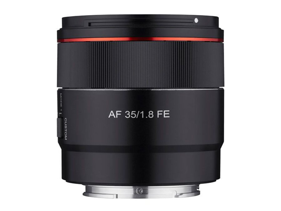 Samyang AF 35mm f/1.8 FE Lens to be Announced on September 14