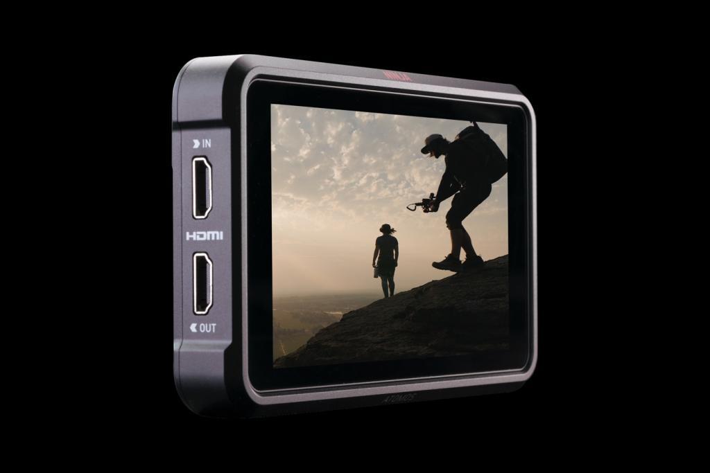Atomos updates Ninja V for Sigma fp, Fujifilm GFX100