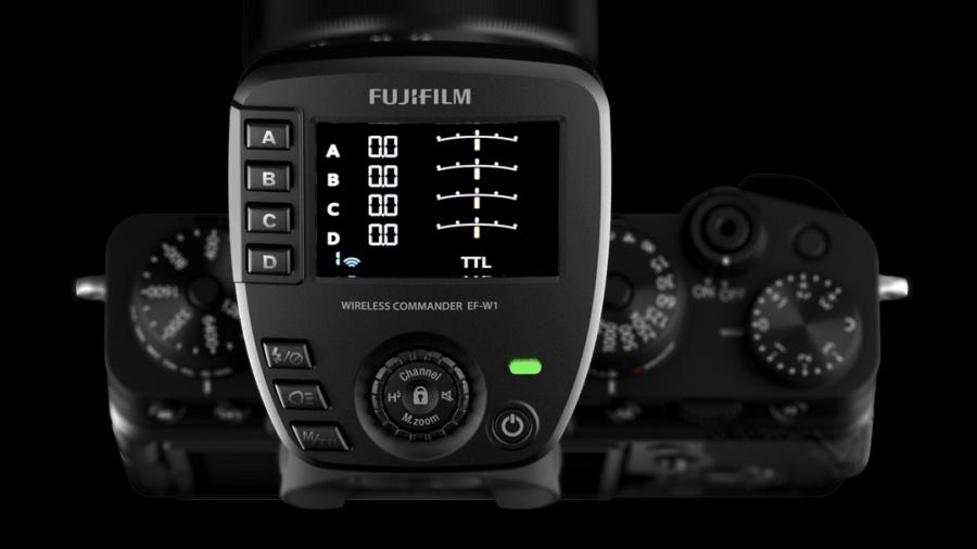 Fujifilm Introduces New FUJIFILM EF-60 Shoe Flash and FUJIFILM EF-W1 Wireless Commander