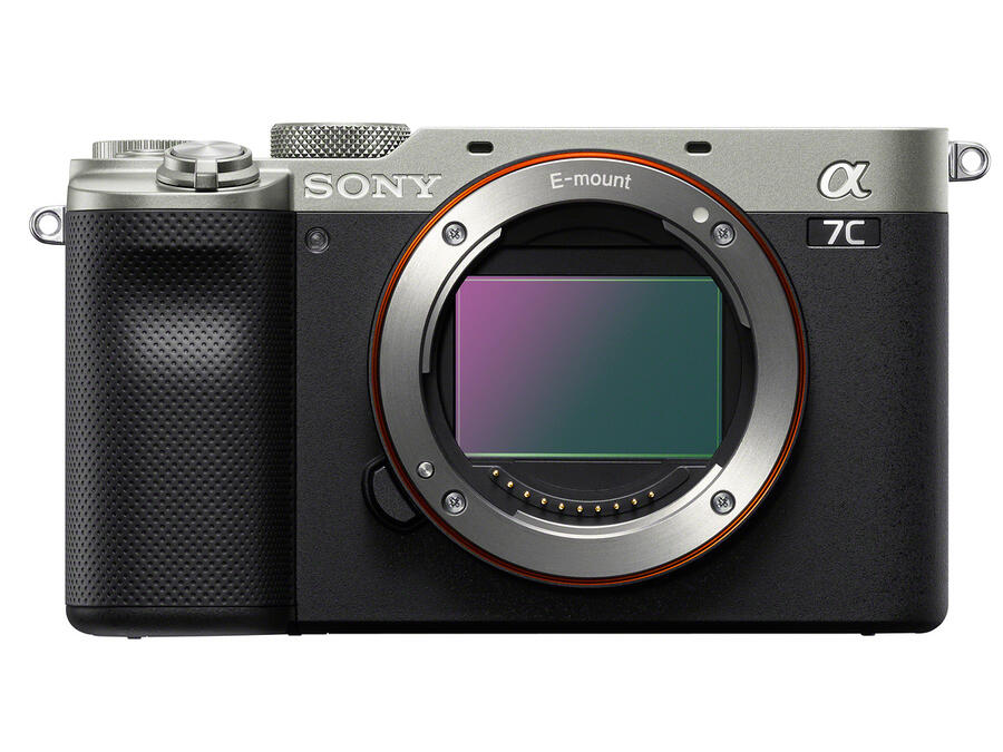 Sony a7C : The World's Smallest and Lightest Full-frame Camera System