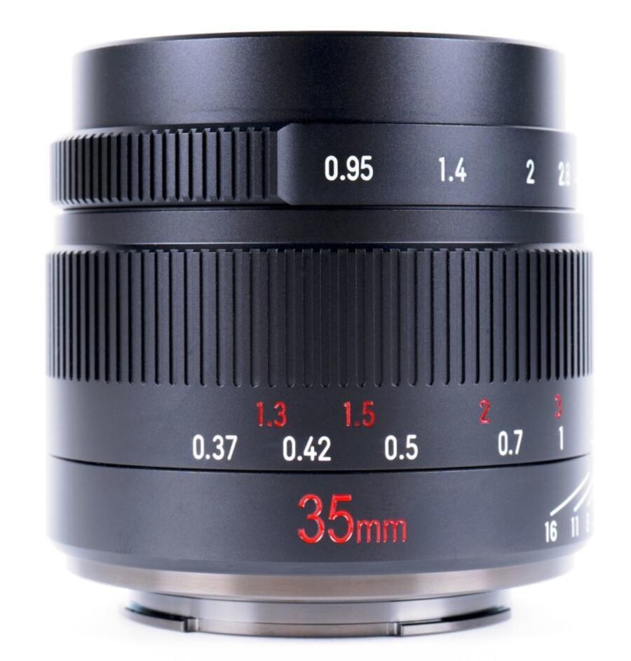 7artisans 35mm f/0.95 APS-C Lens for APS-C Mirrorless Cameras