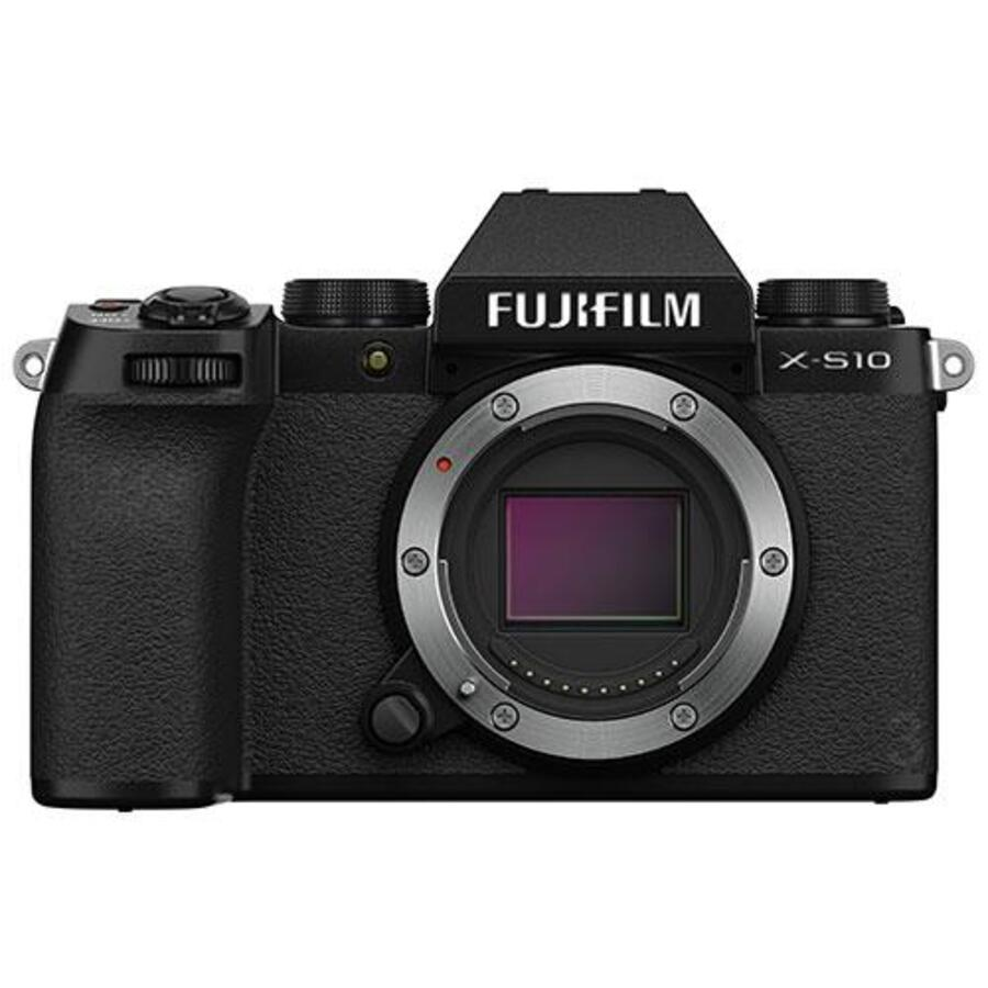 Fujifilm X-S10 Announced, Priced $999 and Available for Pre-Order
