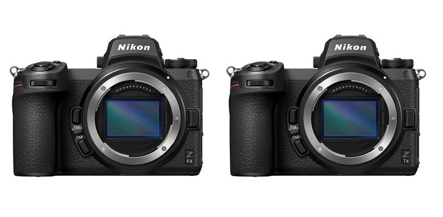 Nikon Z6 II & Nikon Z7 II now Available for Pre-order