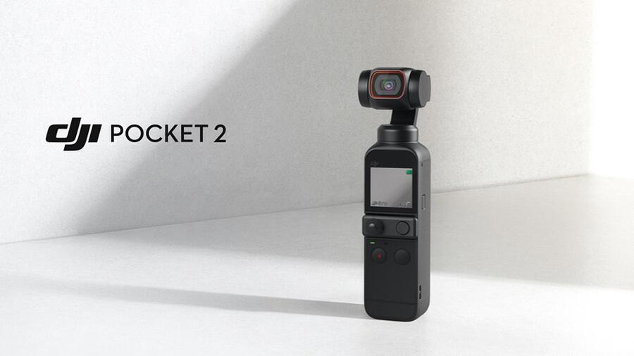 DJI Pocket 2 Gimbal Camera Announced