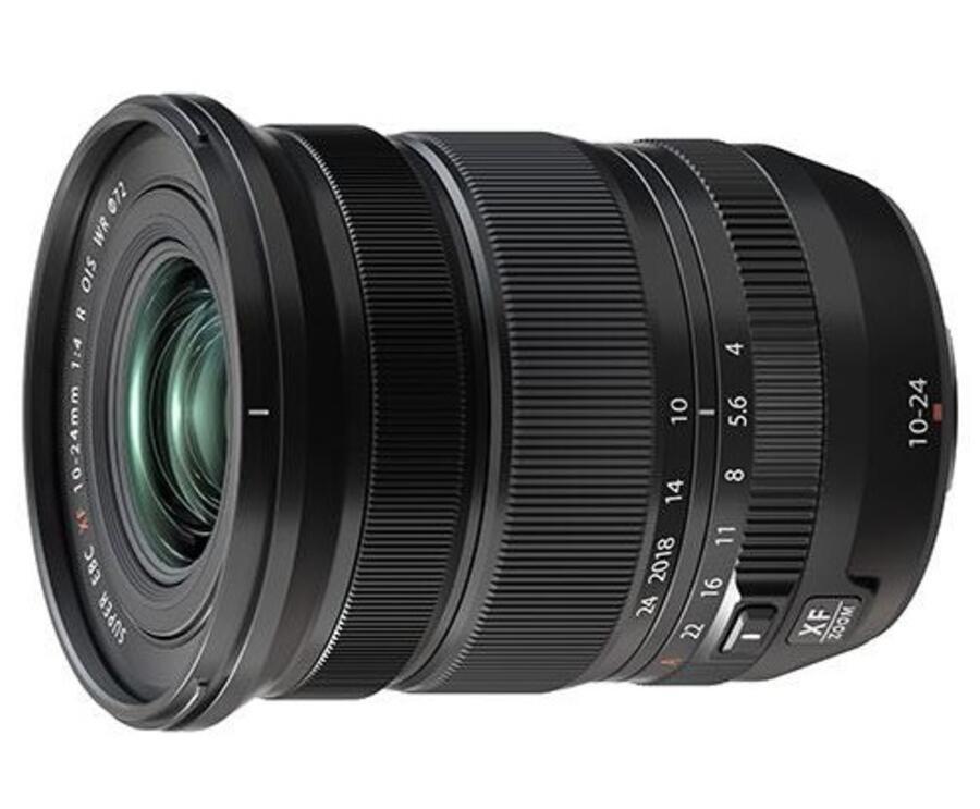 Fujifilm Introduces Fujinon XF 10-24mm f/4 R OIS WR Lens